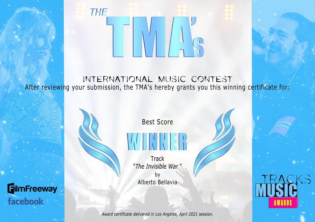 The TMA's   Tracks Music Awards